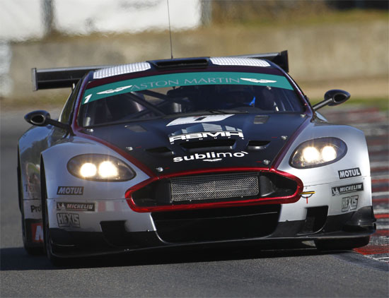 Aston Martin DB9 (G6S)